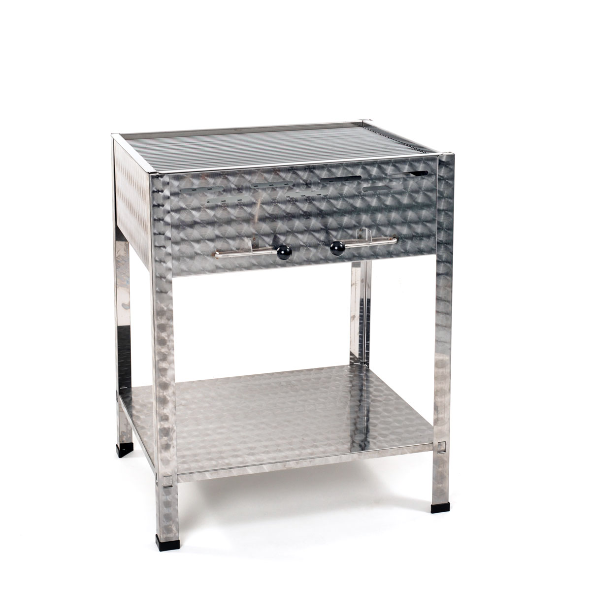 v2a edelstahl holzkohlegrill profi grill verein catering gastronomie 700mm ebay. Black Bedroom Furniture Sets. Home Design Ideas