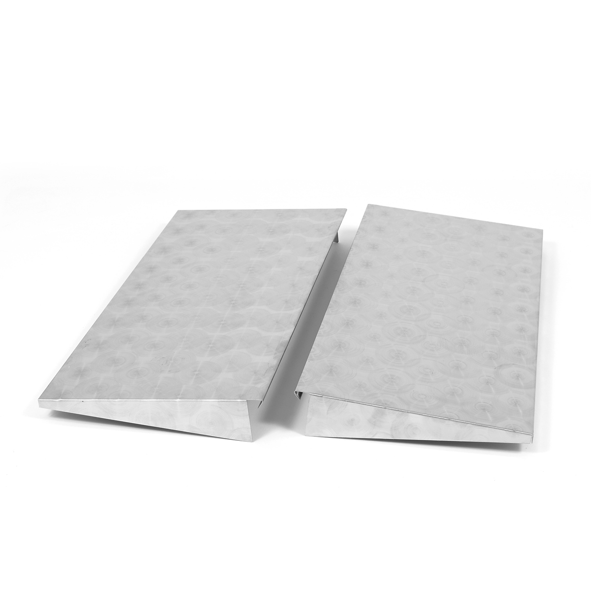 Abstellplatten-Set (1Paar=2Stück) für Grill/Bräter