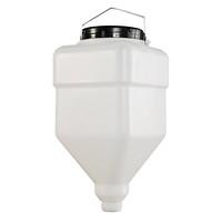 5 Ltr. Dispenser-Behälter für 40mm Dosierer