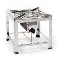 Hockerkocher Gaskocher 12 kW